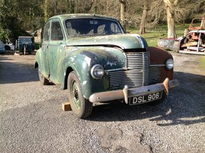 Picture of 1950 Jowett Javalin LHD For Sale