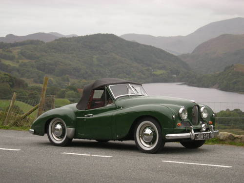 1952 Jowett Jupiter for Hire for TV/FILMS/Promotions For Hire (picture 1 of 6)