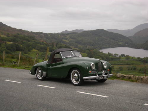1952 Jowett Jupiter for Hire for TV/FILMS/Promotions For Hire (picture 2 of 6)