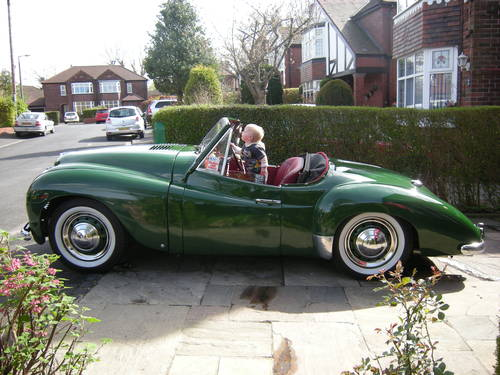 1952 Jowett Jupiter for Hire for TV/FILMS/Promotions For Hire (picture 3 of 6)