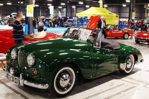 1952 Jowett Jupiter for Hire for TV/FILMS/Promotions For Hire (picture 4 of 6)