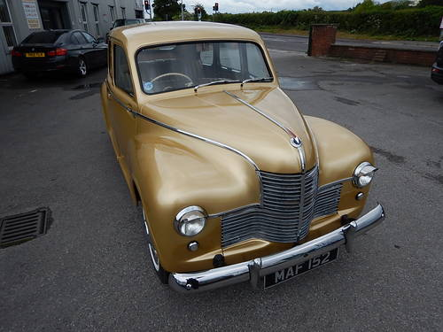 1949 JOWETT JAVELIN ~ Exceptional Condition ~  SOLD (picture 2 of 6)