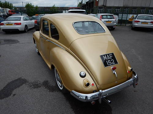 1949 JOWETT JAVELIN ~ Exceptional Condition ~  SOLD (picture 4 of 6)