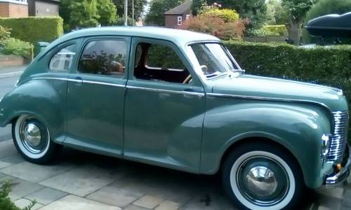 1952 Jowett Jupiter for Hire for TV/FILMS/Promotions For Hire (picture 5 of 6)