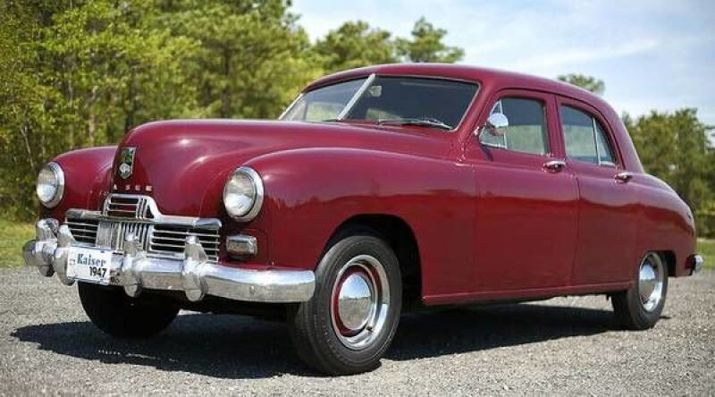 1947 Kaiser Special 4DR Sedan For Sale (picture 1 of 6)