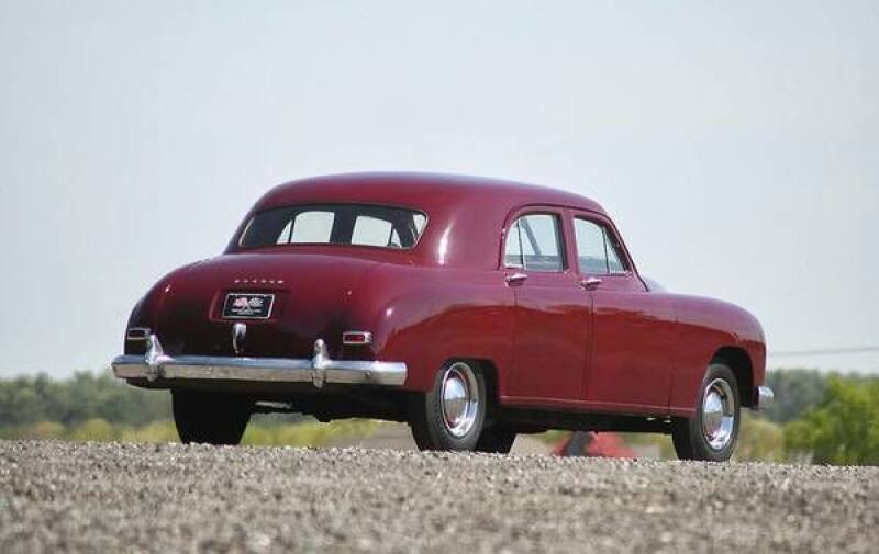 1947 Kaiser Special 4DR Sedan For Sale (picture 2 of 6)