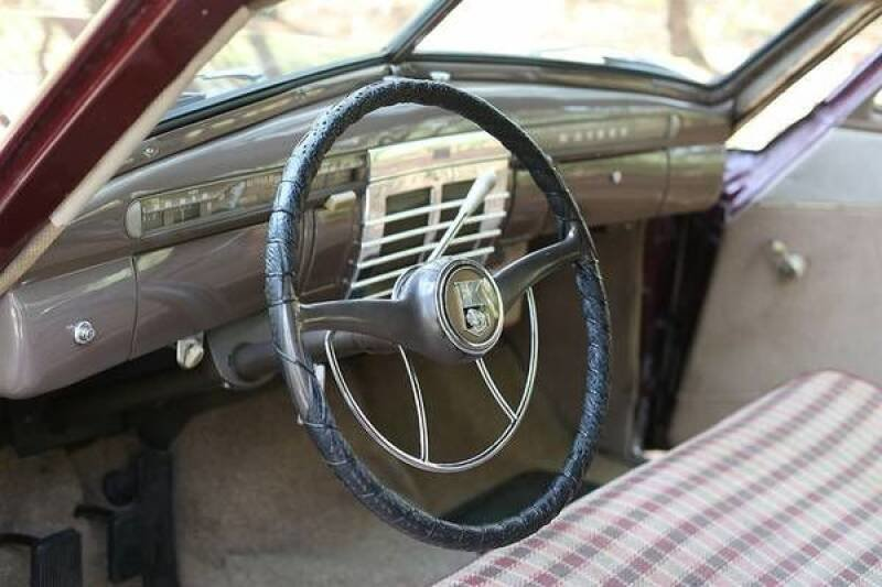 1947 Kaiser Special 4DR Sedan For Sale (picture 4 of 6)