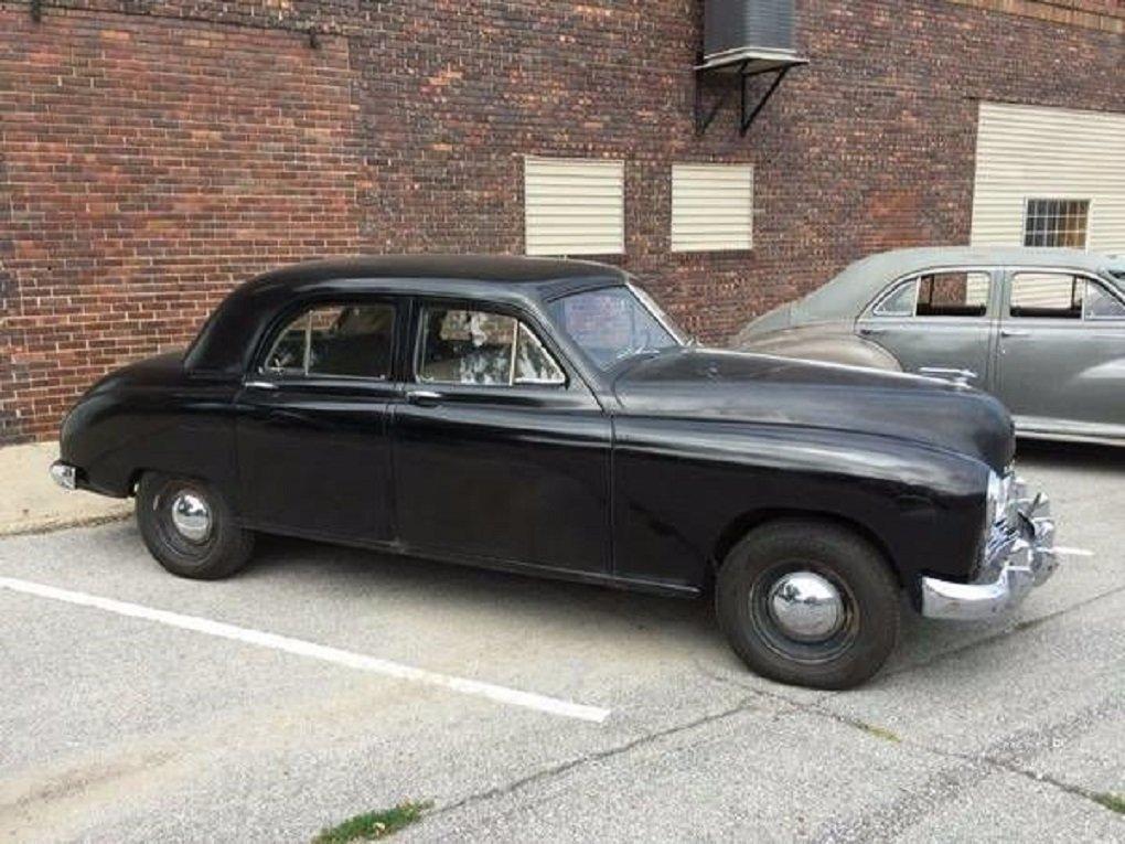 1948 Kaiser 4DR Sedan For Sale (picture 2 of 6)