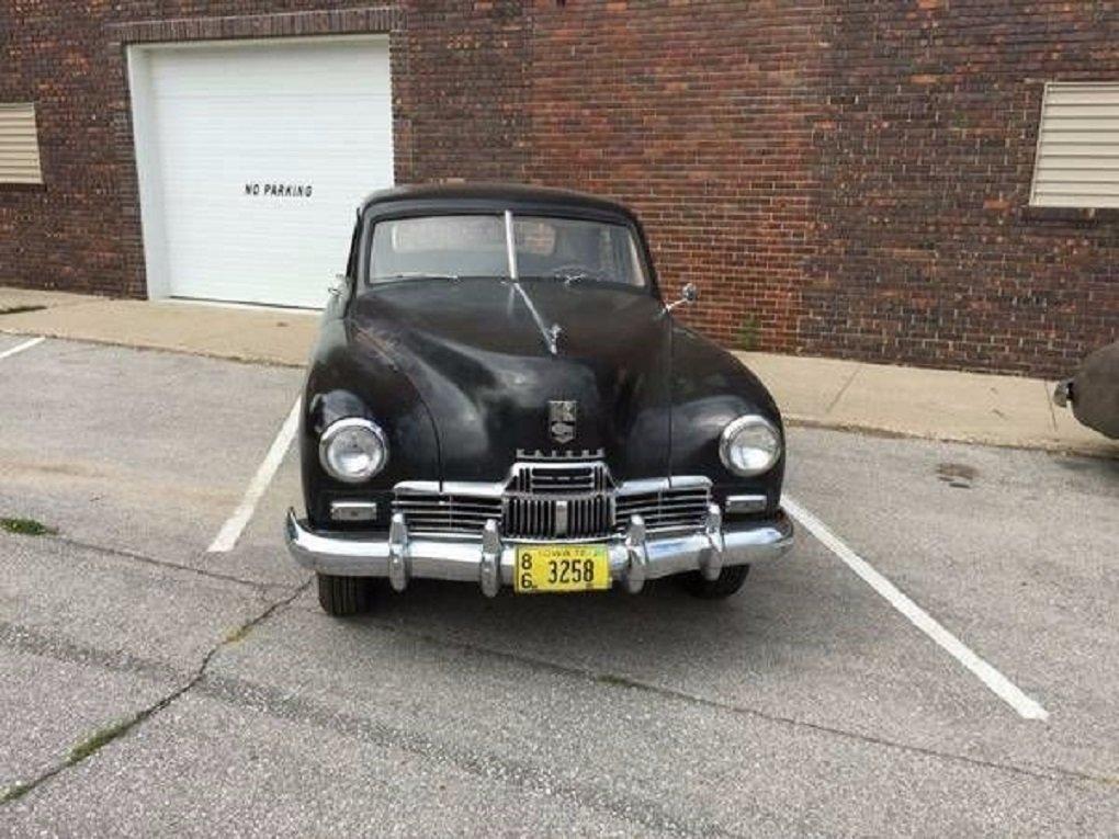 1948 Kaiser 4DR Sedan For Sale (picture 3 of 6)