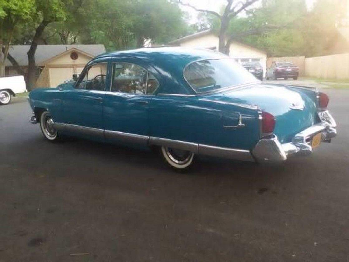 1953 Kaiser Manhattan 4DR Sedan For Sale (picture 2 of 3)