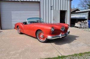 1954 Kaiser Darrin Sport Convertible For Sale
