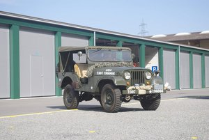 1966 Kaiser Jeep For Sale