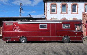 1982 classic bus motorhome german registration paper For Sale