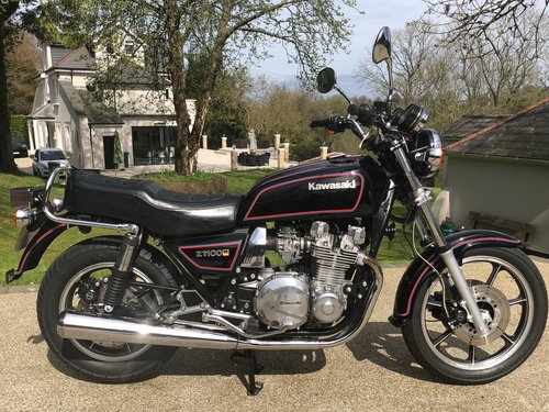 1981 Z1100A1  Restored  For Sale (picture 1 of 6)