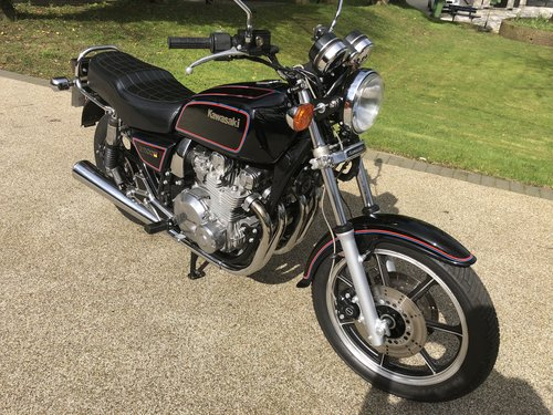 1981 Z1100A1  Restored  For Sale (picture 4 of 6)