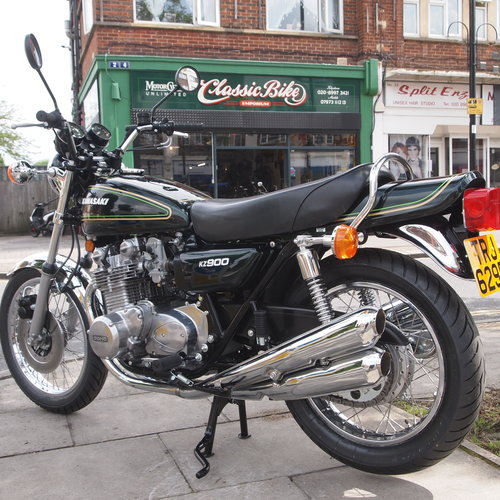 1977 Z900 A4 Classic Vintage,  RESERVED FOR NICK. SOLD (picture 1 of 6)