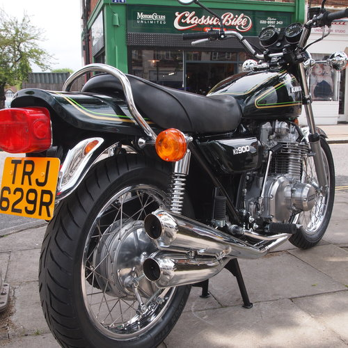 1977 Z900 A4 Classic Vintage,  RESERVED FOR NICK. SOLD (picture 6 of 6)