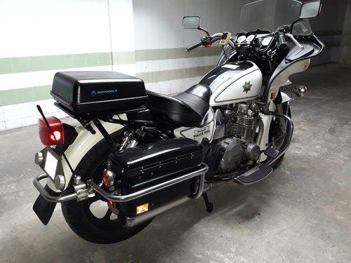 Original Kawasaki KZP1000 Police year 1986 (v.g.c) For Sale (picture 2 of 6)