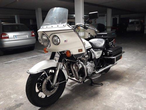 Original Kawasaki KZP1000 Police year 1986 (v.g.c) For Sale (picture 3 of 6)