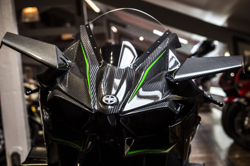 2015 NINJA H2R 300BHP SUPERCHARGED   For Sale (picture 5 of 6)