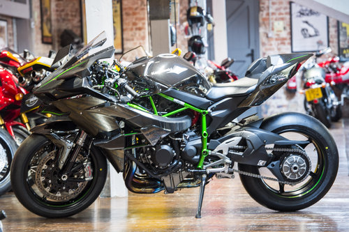 2015 NINJA H2R 300BHP SUPERCHARGED   For Sale (picture 6 of 6)