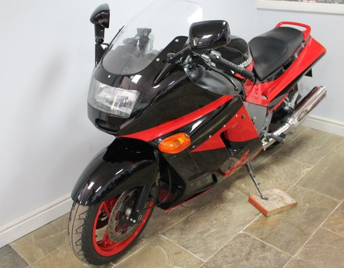 1992 Kawasaki ZZR1100 Retro Classic , 22,000 Mles ,3 Owners For Sale (picture 6 of 6)