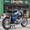 1968 Super Rare W2 SS 650 Street Scrambler Twin Carb Model. SOLD