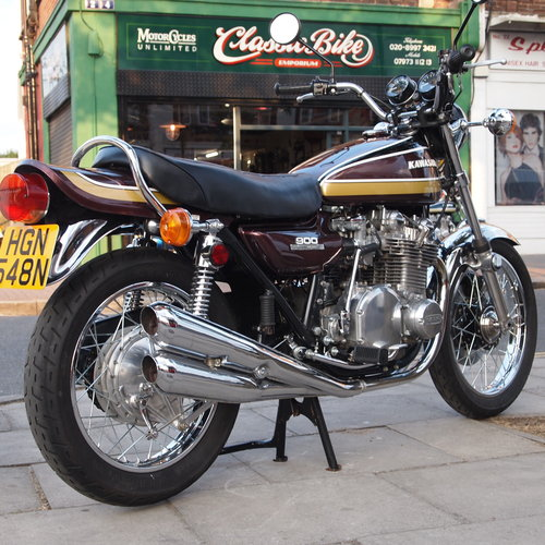 1975 Z1B 900 Rare Classic SOLD (picture 1 of 6)