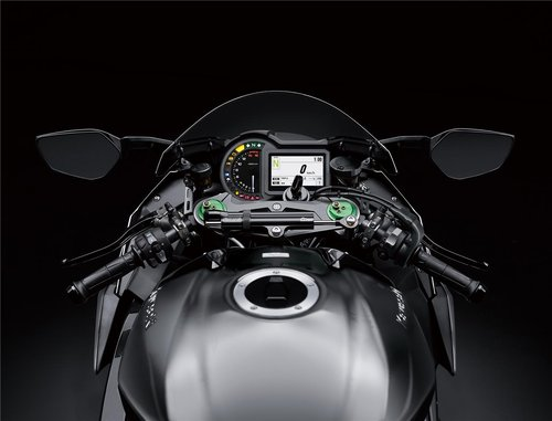 New 2019 Ninja H2 Supersport For Sale (picture 4 of 6)
