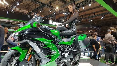 New 2018 Kawasaki Ninja H2 SX SE Perf Tour £750 DEPOSIT PAID For Sale (picture 2 of 6)