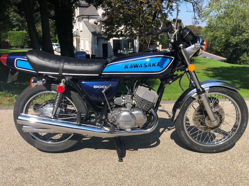 1974 KH500 H1 . Superb  For Sale (picture 1 of 6)