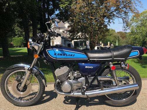 1974 KH500 H1 . Superb  For Sale (picture 2 of 6)