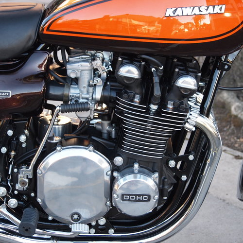 1972 Kawasaki Z1 900 Super Rare Early Z1 (  NUMBER 212  ). For Sale (picture 5 of 6)