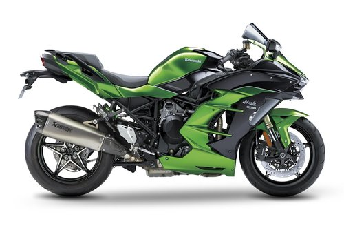 New 2018 Kawasaki Ninja H2 SX SE Performance For Sale (picture 2 of 6)