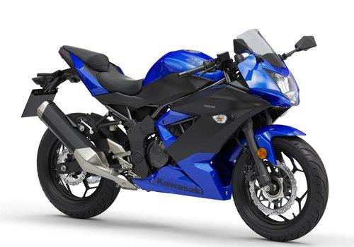 New 2019 Kawasaki Ninja 125 ABS **SAVE £750!!** For Sale (picture 1 of 6)
