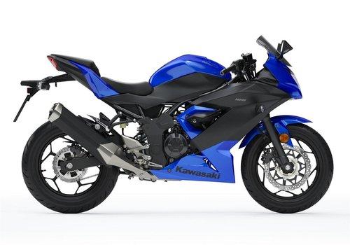 New 2019 Kawasaki Ninja 125 ABS **SAVE £750!!** For Sale (picture 2 of 6)