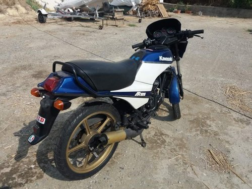 1983 Kawasaki AR125 early 80's For Sale (picture 2 of 6)