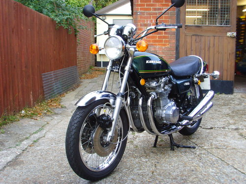 Kawasaki Z900A4 1976 - Stunning UK Bike For Sale (picture 2 of 6)