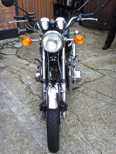 Kawasaki Z900A4 1976 - Stunning UK Bike For Sale (picture 5 of 6)