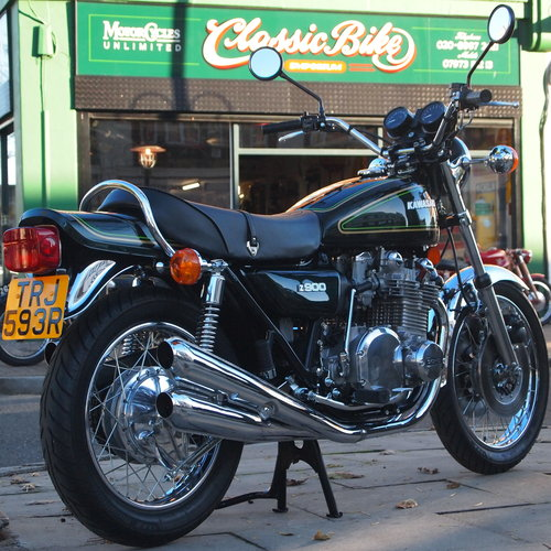 1976 Z900 A4 Classic, RESERVED FOR PAUL J.  SOLD (picture 1 of 6)