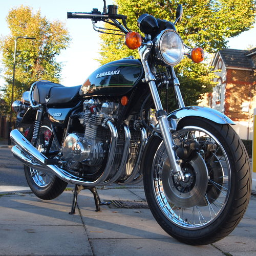 1976 Z900 A4 Classic, RESERVED FOR PAUL J.  SOLD (picture 4 of 6)