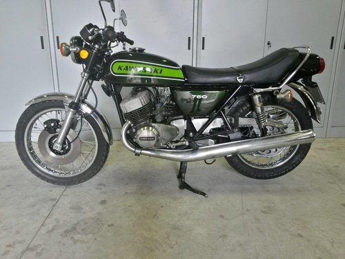 1974 Kawasaki Mach IV 750  For Sale (picture 1 of 6)