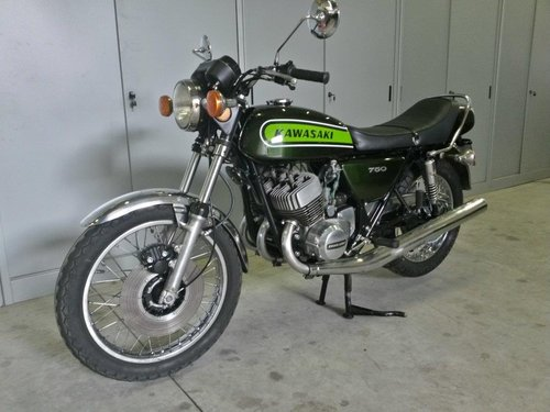 1974 Kawasaki Mach IV 750  For Sale (picture 2 of 6)