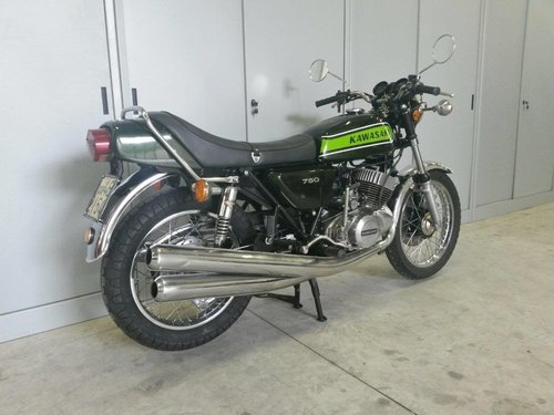 1974 Kawasaki Mach IV 750  For Sale (picture 5 of 6)