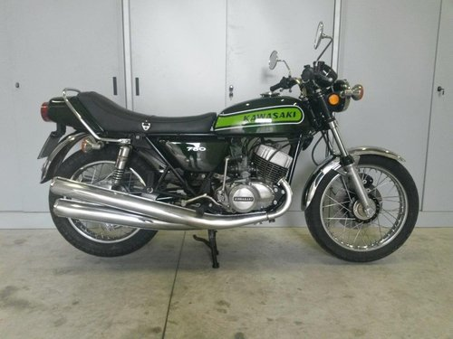 1974 Kawasaki Mach IV 750  For Sale (picture 6 of 6)