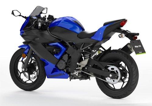 New 2019 Kawasaki Ninja 125 ABS **SAVE £750!!** For Sale (picture 5 of 6)