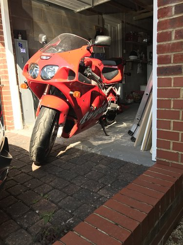 1999 Kawasaki ZX-7R P3 For Sale (picture 2 of 2)