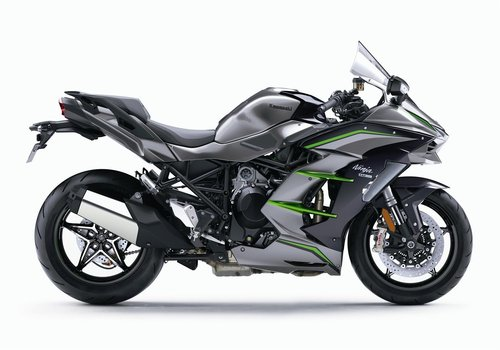 New 2019 Kawasaki Ninja H2 SX SE+ For Sale (picture 2 of 6)