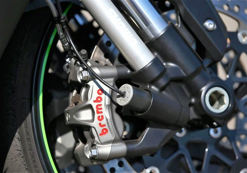 New 2019 Kawasaki Ninja ZX-10R ABS SE For Sale (picture 4 of 6)