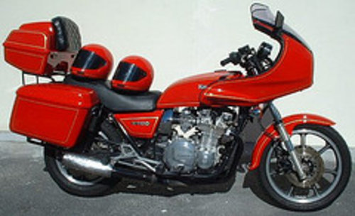 1980 Z1100 Touring or Standard For Sale (picture 1 of 6)
